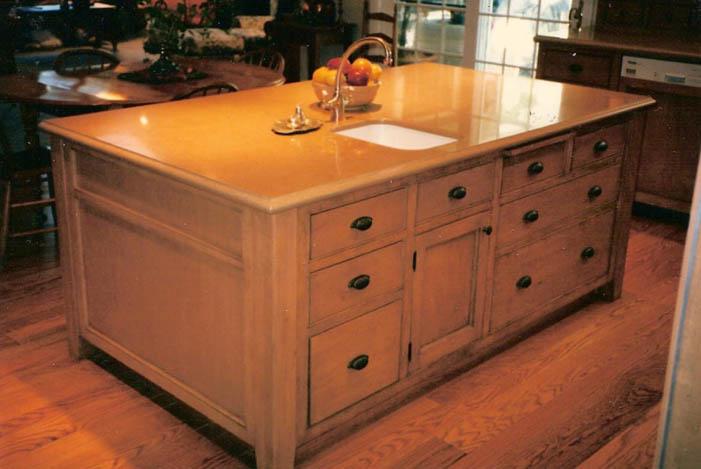 Wood Doors & Furniture   Custom Cabinets, Kitchens, & Woodworking