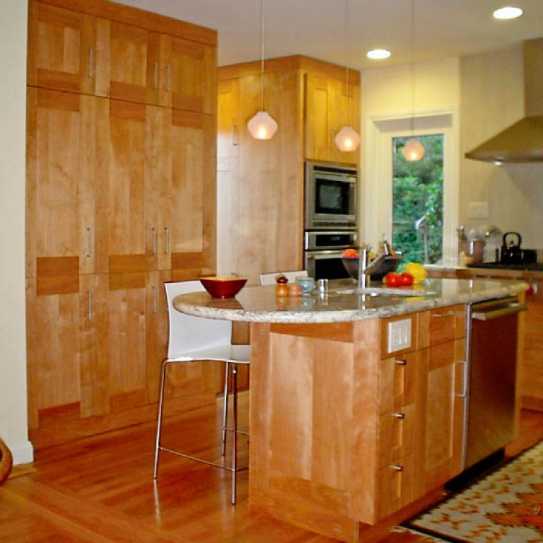Red Birch Kitchen Cabinets: » Kitchen CabinetsCustom Cabinets, Kitchens, & Woodworking